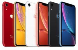 新品:SIMフリー 香港版 iPhone XR 強化買取中!